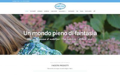 Finalmente online il nuovo sito